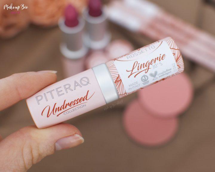 lipstick Undressed Collection di Piteraq
