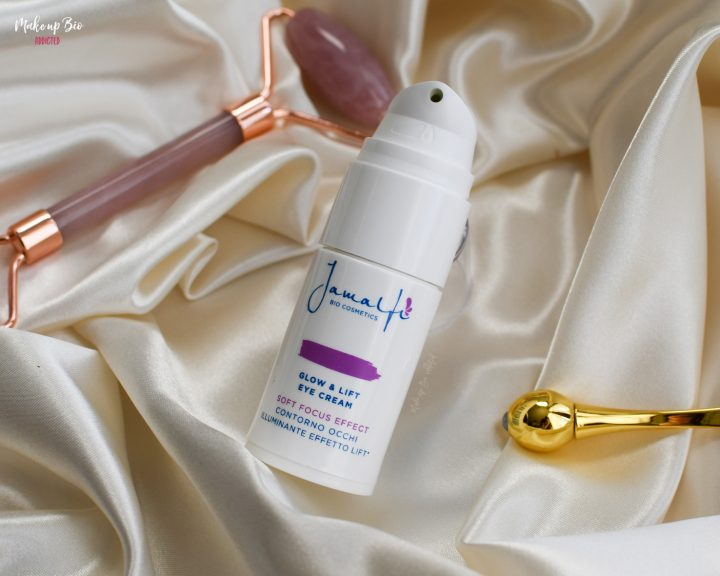 Glow & Lift eye cream di Jamalfi pack